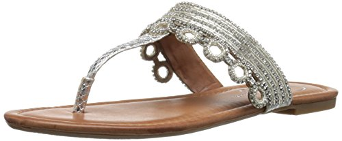 Simpson Sandal Jessica Women's Ravalli Silver Dress SxqdqnY
