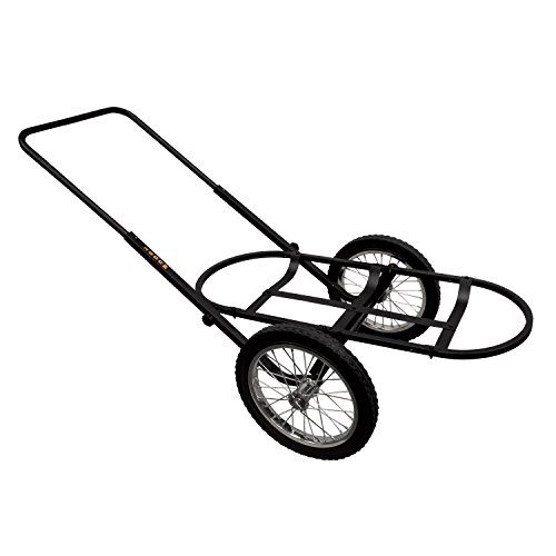 Hunting Game Cart - Muddy The Mule Game Cart, Black