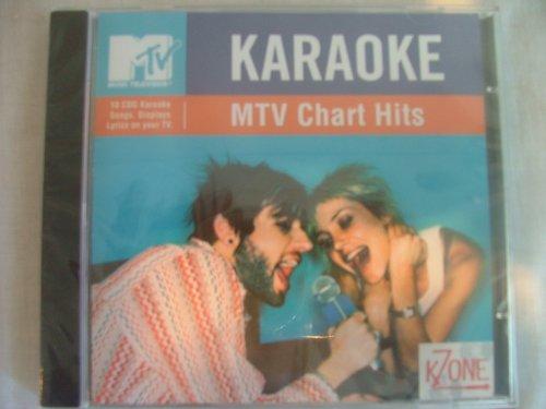 MTV KARAOKE MTV CHART HITS
