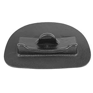 DealMux coche Negro elegante del soporte de silicona cubierta protectora de 20cm para PDA GPS móvil