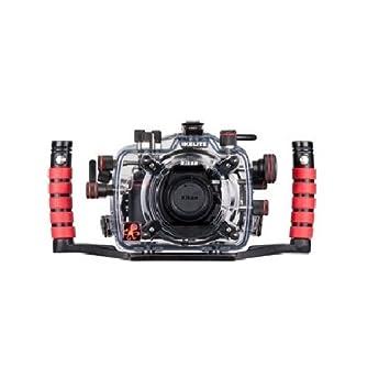 Amazon.com : Ikelite Underwater SLR-DC Housing for the Nikon ...