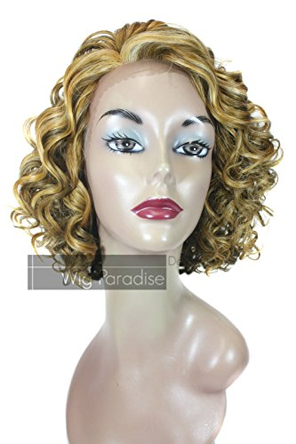 (L. DANA - ORADELL Motown Tress LET'S LACE Synthetic Futura Full Wig #R27/24/4)