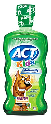 ACT Ant Cavity Mouthwash Scooby Watermelon