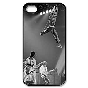 DDOUGS Rolling Stones Customised Cell Phone Case for Iphone 4,4S, Wholesale Rolling Stones Case