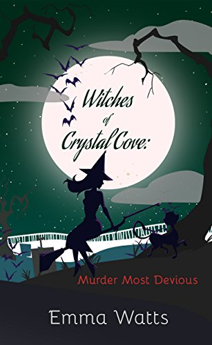 Devious Witch - Witches of Crystal Cove: Murder Most Devious Book 13 (Witch Cozy Mystery and Paranormal Romance)