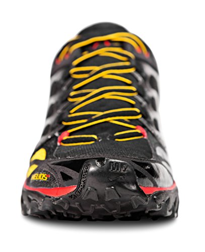 La Sportiva Helios SR Scarpe da Trail Corsa - SS18 BY - Black/Yellow