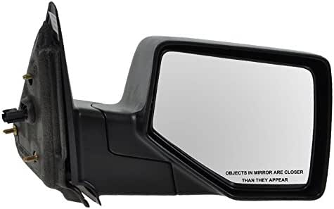 Power Side View Mirror Passenger Right RH for 98-11 Crown Victoria Grand Marquis AM Autoparts