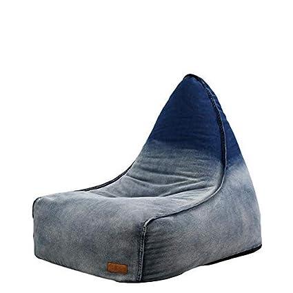 AEURX Acogedor Bean Bag Chair Asiento Lazy Sofa Chair ...