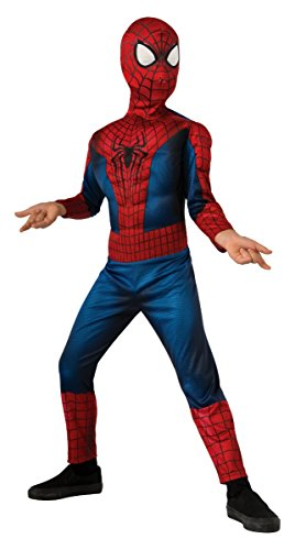 The Amazing Spider Man Costumes Shoes - The Amazing Spider-man 2, Deluxe Spider-man