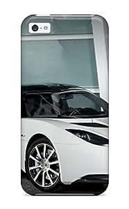 Hot 8885226K34963960 Premium Case With Scratch-resistant/ 2010 Otus Evora Carbon Concept Case Cover For Iphone 5c