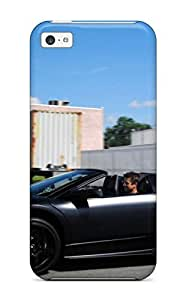 Forever Collectibles Lamborghini Murcielago Lp6 Roadster Doors Up Drives Hard Snap-on Iphone 5c Case