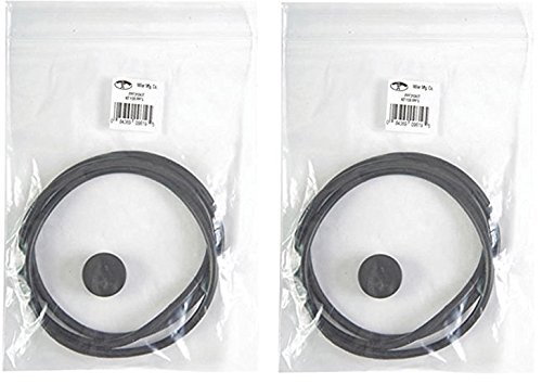 Replacement Giant Little ((2 Pack) Miller Little Giant Parts Kit for Poultry Fountain)