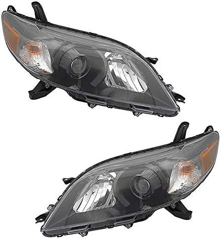 Low Beam Headlamp Socket For 2011-2014 Toyota Sienna 2013 2012 W327WR