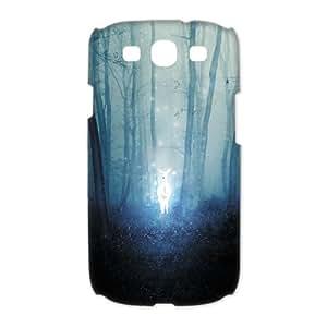 Custom Personalized Harry Potter Severus Snape's Patronus Cover Hard Plastic SamSung Galaxy S3 I9300/I9308/I939 Case