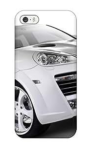 Excellent Design Car White Phone Case For Iphone 5/5s Premium Tpu Case