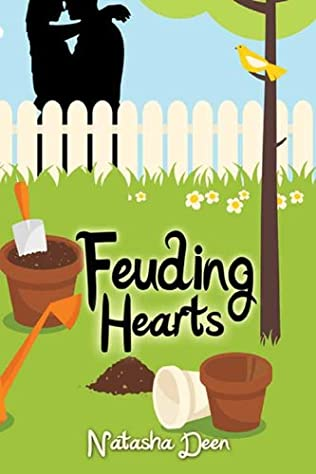 book cover of Feuding Hearts