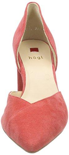 Högl 5-10 7512 8900, Scarpe con Tacco Donna Arancione (Koralle)