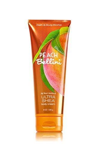 Amazon Com Bath And Body Works Ultra Shea Cream Peach Bellini 8