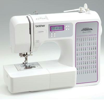 Brother Project Runway CS8800PRW Computerized Sewing Machine