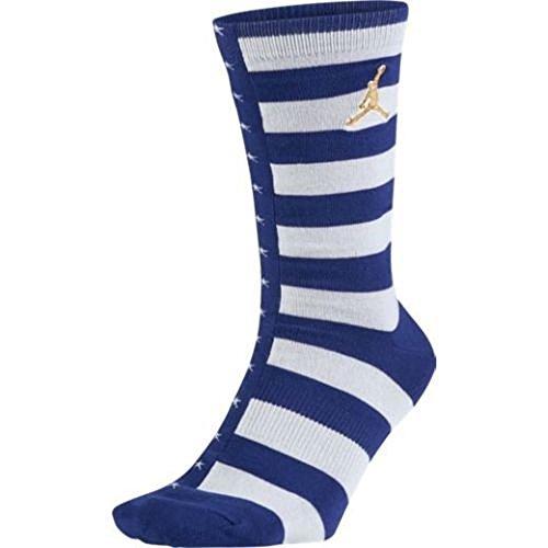 Nike Air Jordan Vii - Nike Air Jordan 7 Socks SX5323-457 (Mens 6-8/Womens 6-10)