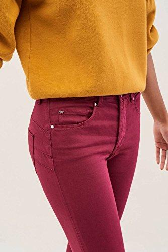 Rosa Pantalones de Secret Skinny Salsa Color Xnaw6Twq