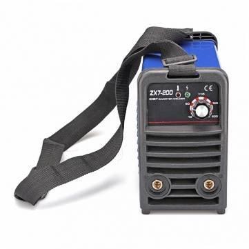 ZX7-200 dc IGBT equipo de soldadura del inversor máquina de soldadura mma: Amazon.es: Electrónica