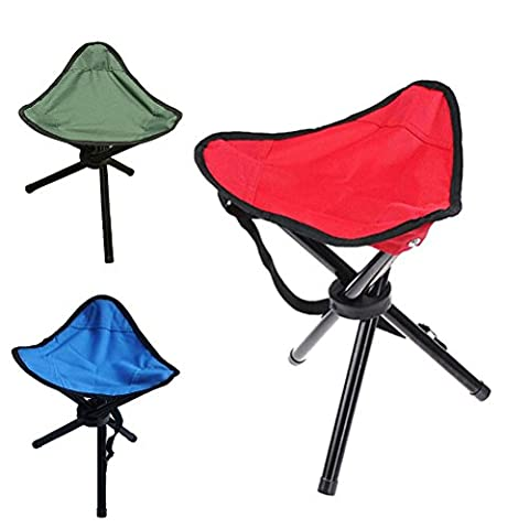 NEW Portable Foldable Fishing Chair Stool Seat Outdoor Camping Hunting (Packers Rocking Chair)
