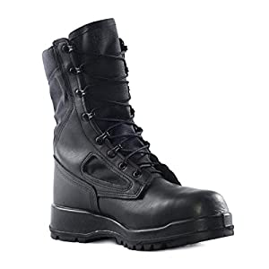 Belleville 300TROPST Hot Weather Steel Toe Combat Boot, Black