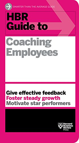 Amazon hbr guide to coaching employees hbr guide series hbr guide to coaching employees hbr guide series by harvard business review fandeluxe Image collections