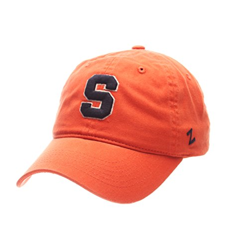 Zephyr NCAA Syracuse Orange Men's Scholarship Relaxed Hat, Adjustable Size, Team Color (Syracuse Baseball Orangemen)