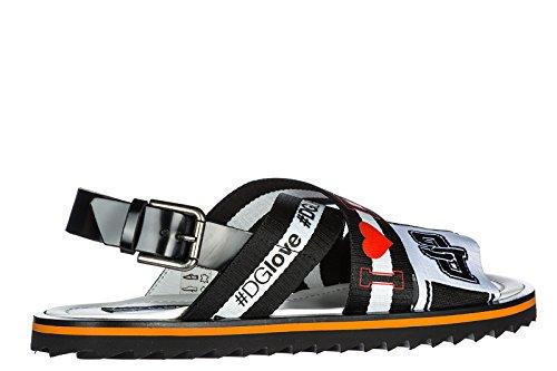 Dolce & Gabbana Mens Sandals Black 4cqg0