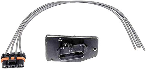 APDTY 084544 Blower Motor Resistor Kit Fits 92-99 Lesabre, 91-99 Buick Park Ave, 92-99 Oldsmobile 88, 94-95 Oldsmobile 98, 92-99 Pontiac Bonneville (Models w/o Auto Temp Control; Replaces 19113258) ()