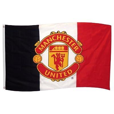 Manchester United Crest Flag