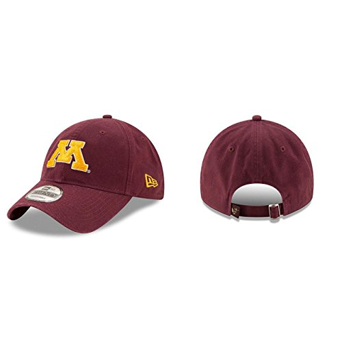 Minnesota Golden Gophers New Era Maroon 9Twenty Core Classic Adult Hat (Gopher Hockey Hat)