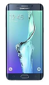 "Samsung Galaxy S6 Edge+ - Smartphone Libre Android (Pantalla 5.7"", cámara 16 MP, 32 GB, Octa-Core 2.1GHz Quad + 1.5GHz Quad, 4 GB RAM), Negro [Modelo alemán]- Versión Extranjera"