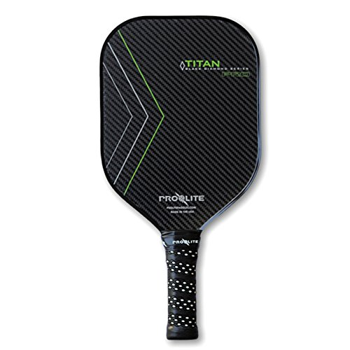 (ProLite TITAN Pro - Black Diamond Series - Lime Pickleball)