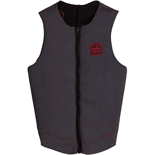Liquid Force Enigma Comp Vest, 2017 (Heather/Red, Medium) for sale  Delivered anywhere in USA