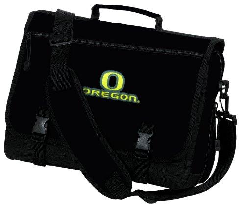 Broad Bay University of Oregon Laptop Bag UO Computer Bag or Messenger Bag by Broad Bay