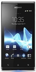 Sony Xperia J ST26a Unlocked Android Phone-U.S. Warranty (Black)