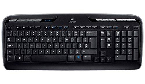 Logitech 920002836 Wireless Desktop Keyboard