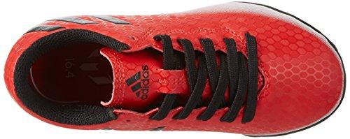 adidas Messi 16.4 Tf, Zapatillas de Fútbol Unisex Niños Rojo (Red/core Black/ftwr White)