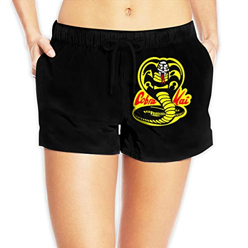 ZMban Hot Pants Tropical Beach Shorts for Girl Women -