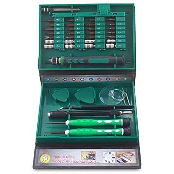 ... Kit De Herramientas De Apertura De Mantenimiento De Precisión S2 para iPhone Móvil Ordenador Portátil Herramientas para Reparar: Amazon.es: Electrónica