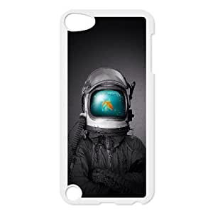 iPod Touch 5 Case White Fish Man Illust SP4144104