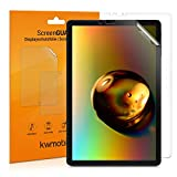 kwmobile 2x Screen Protector for Samsung Galaxy Tab S4 10.5 - Clear Anti-Scratch Display Protective Film for Tablet Screen - Set of 2