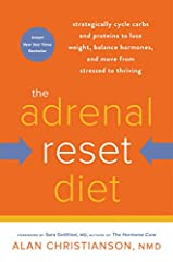 Go from wired and tired to lean and thriving with The Adrenal Reset DietWhy are people gaining weight faster than ever before? The idea that people simply eat too much is no longer supported by science. The emerging idea is that weight gain i...