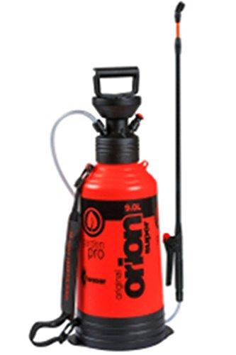Sprayer Garden 12l (ORION Liquid Sprayer 12 Liter Orange Compresion Lawn Greenhouse Orchards)