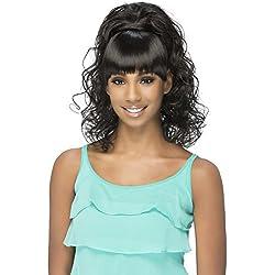 Vivica A Fox Hair Collection Bp-felicia Bang and Ponytail, 2, 11.10 Ounce