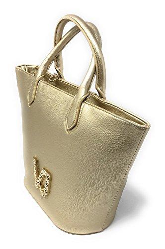 Versace Jeans Donna Borsa E1VRBBC5700349 ORO 27x15x27cm (LxWxH)