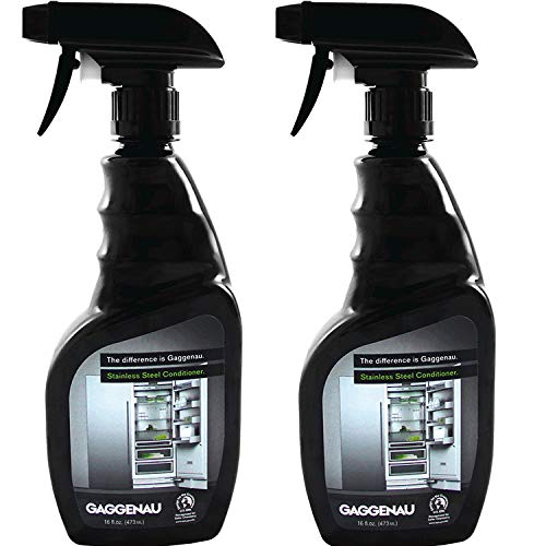 Gaggenau 00576698 Stainless Steel Conditioner 2-Pack by Gaggenau (Image #2)